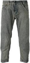 Rick Owens cropped jeans - men - Cotton - 33