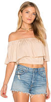 Clayton Molly Top in Blush. - size L (also in M)