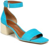 Franco Sarto Block-Heel Leather Sandals - Merryl
