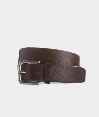 Vineyard Vines Pebbled Leather Belt