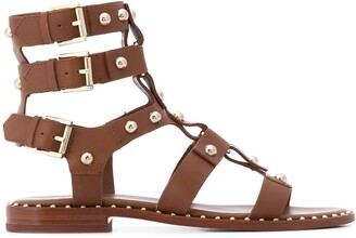 Ash Petru studded gladiator sandals