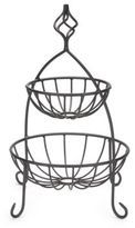 Home Essentials Two-Tier Fruit Basket