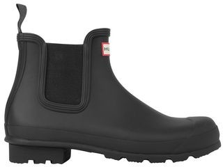 Hunter Ankle boots