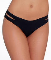 Commando Stripped Thong Panty - Women's