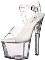 Pleaser USA Women's SKY308VL/C/M Platform Dress Sandal