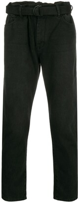 Off-White Low Crotch Slim-Fit Jeans