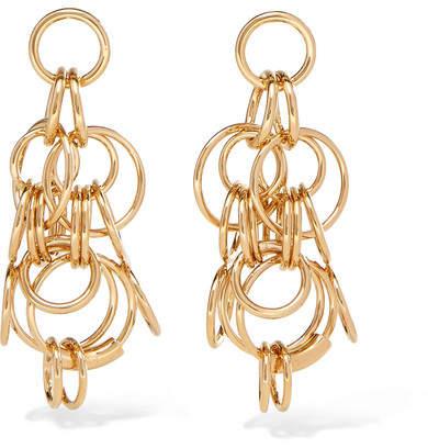 Chloé Reese Gold-tone Earrings
