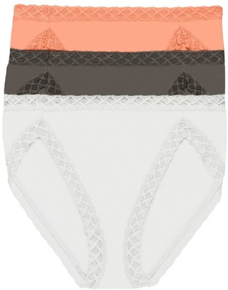 Natori Bliss French Cut Panty 3 Pack