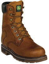 "John Deere Men's Boots 8"" Lace-Up Steel Toe 8322"" Boots"