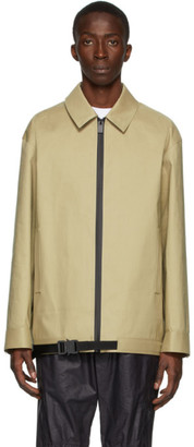 Alyx Tan Mackintosh Edition Zip Front Jacket