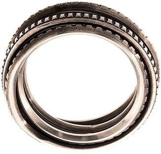 Werkstatt:Munchen layered ring