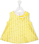 Il Gufo striped top - kids - Silk/Cotton/Polyester - 4 yrs