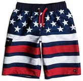 Quiksilver Boys' Fourth of July Board Shorts - Sizes S-XL