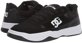 DC Penza (Black/White) Men's Skate Shoes