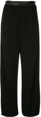 Rosetta Getty Loose-Fit Trousers