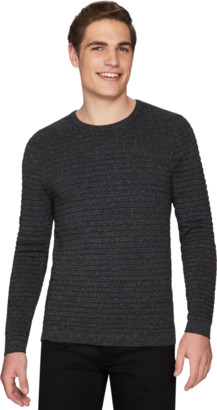 yd. Charcoal Mccall Knit