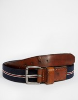 Selected Casual Belt - Blue