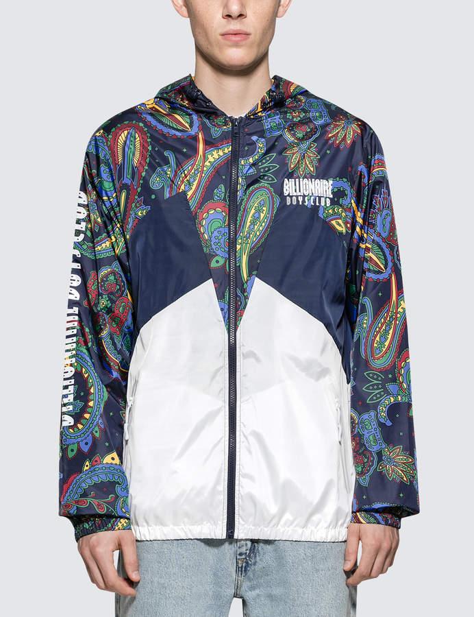 Billionaire Boys Club Runner Zip Nylon Jacket