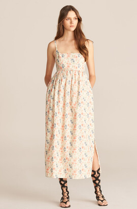 Rebecca Taylor Sleeveless Long Emma Dress