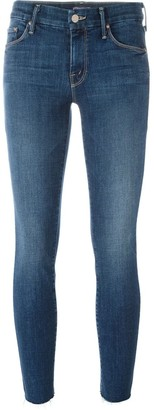 Mother 'Looker' ankle fray jeans