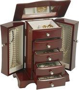 Mele Bette Wooden Jewelry Box