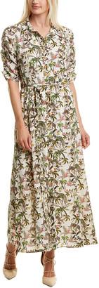 Nanette Lepore Retro Hawaii Maxi Dress