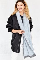 Urban Outfitters Fuzzy Pastel Scarf