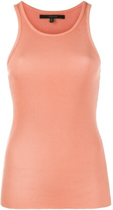 J Brand Ribbed Knit Tank Top