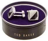 Ted Baker Woven Square Cuff Links