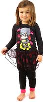 Intimo Batgirl Scribblenauts Tutu Pajama Set - Toddler & Girls