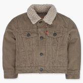 Levi's Infant Boys (12-24M) Sherpa Trucker Jacket