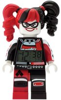 Lego BATMAN MOVIE Harley Quinn Minifigure Alarm Clock