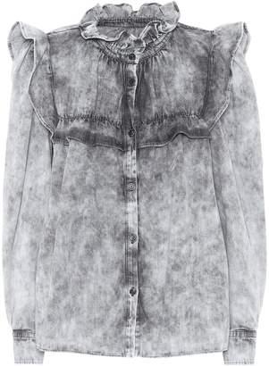 Etoile Isabel Marant Isabel Marant, étoile Idety denim blouse