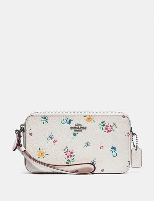 Coach Kira Crossbody With Wildflower Print