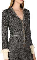 Philosophy di Alberta Ferretti Cable Knit Cardigan