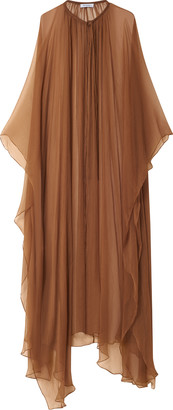Rodebjer Khira Crinkle Cape - one size