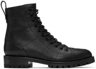 Jimmy Choo Black Cruz Boots