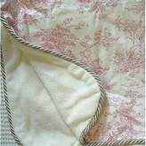 Isabella Collection Glenna Jean Throw (Toile with Softee Back