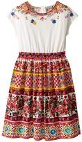 Dolce & Gabbana Mambo Dress (Big Kids)