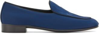 Giuseppe Zanotti Rudolph G-flash loafers