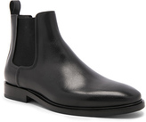 Lanvin Leather Chelsea Boots in Black.