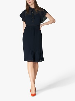 LK Bennett Brooks Dress, Midnight