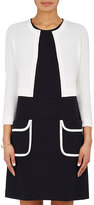 Lisa Perry Women's Cashmere Crop Cardigan Sweater