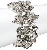 Oscar de la Renta Gemstone Bee Bracelet