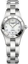 Baume & Mercier Linear ladies' diamond steel bracelet watch
