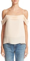 Alexander Wang Women's Cold Shoulder Top