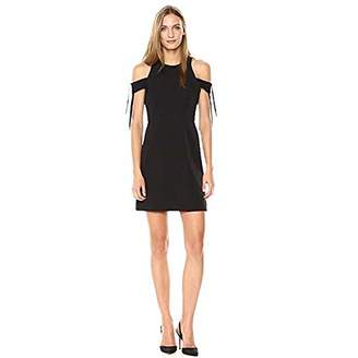 Milly Women's Stretch Crepe Madison Dress