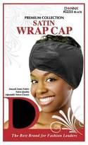Donna Satin Wrap Cap
