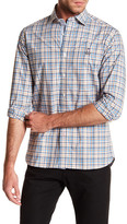 Psycho Bunny Plaid Sport Shirt