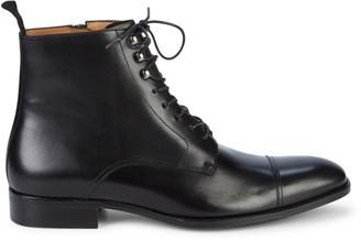Mezlan Essen Leather Ankle Boots